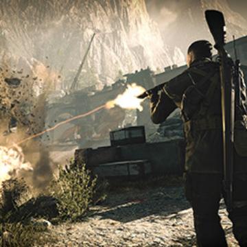 Sniper Elite Series